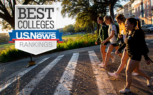 Tulane surges in latest 'U.S. News' ranking