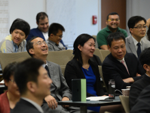 Chinese judges get U.S. immersion