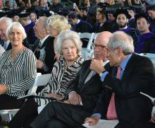 50-year alum endows scholarship
