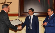 Maritime/energy law showcased in Baku